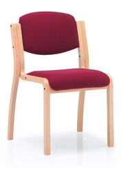 Bentwood Cushioned Chair