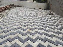 Rectangular Paving blocks