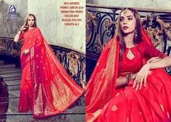 Rachna Art Silk Sia Vol-1 Catalog Saree Set For Woman