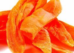 Dried papaya Chips