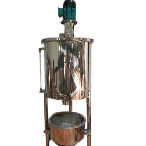 chemical mixture machine