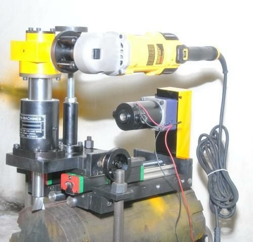 Portable Keyway Milling Machine JSM303