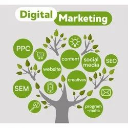 Social Media Marketing Digital Media Services, Online, In Pan India