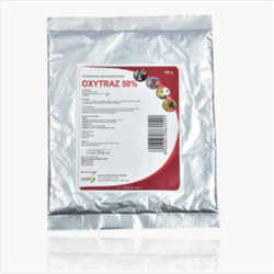 Oxytraz 50% (Oxytetracycline 500 mg/gm)