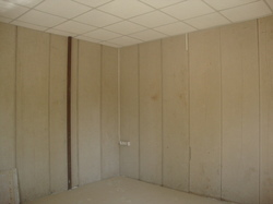 Clean Room Wall Partition