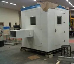 Noise Testing Booth