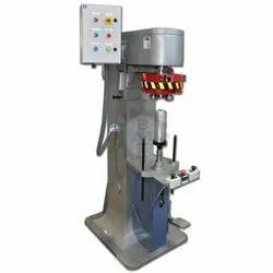 Round Capacitor Seamer Machine