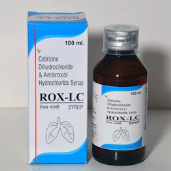 Cetirizine Dihydrochloride & Ambroxol Hydrochloride Syrup