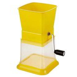 Transparent Bottom Plastic Dry Fruit Cutter
