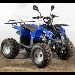 Blue 125 CC Neo ATV Motorcycle