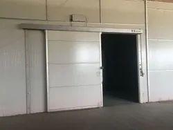 Stainless Steel Svarn Cold Storage Sliding Door