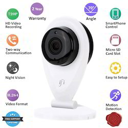 Ifitech Ific1 Indoor HD Wireless IP Camera