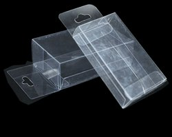 Transparent Rigid PVC Box
