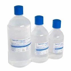 Intravenous Solution Preparation (LVP / SVP)