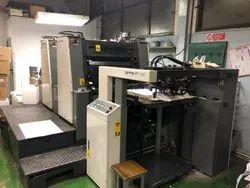 Komari Sprint  Gs Modle.Offset Printing Machine