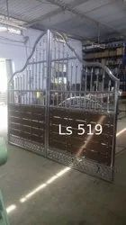 LS 519 Stainless Steel Gate