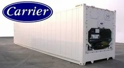 Refrigerated Container By Pioneer And Air-Conditioning  Works
