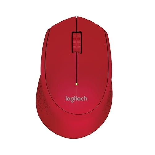 d8b5a2f144d Red Logitech Wireless Mouse M280 With Color, Rs 1395 /piece   ID ...