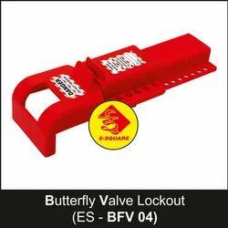 Butterfly Valve Lockout