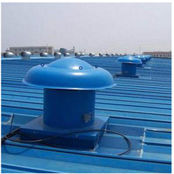 Motorized Roof Extractor
