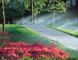 Automation In Landscape Irrigation System