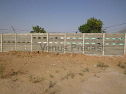 RCC Compound Boundary Wall