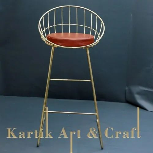Phenomenal Kartik Round Bar Chair Caraccident5 Cool Chair Designs And Ideas Caraccident5Info