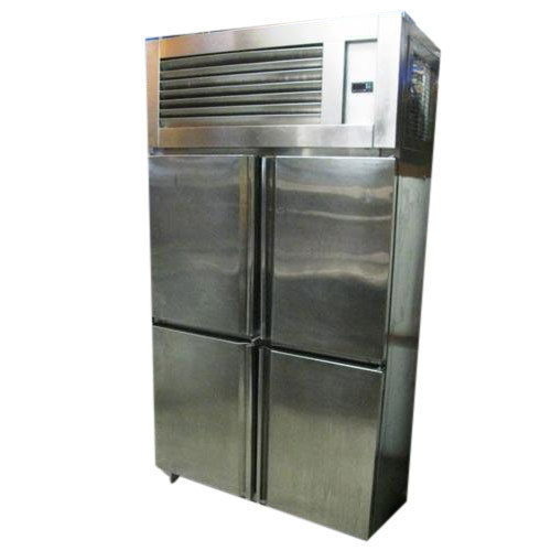 Vertical Four Door Freezer