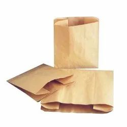 Wet Strength Virgin Kraft Paper Bag