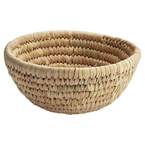 Palm Leaf Stylish Basket At Rs 140 Piece प म ल फ