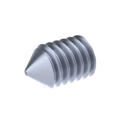 Cone Point Grub Screw