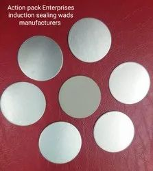 Induction Sealing Silver Wads