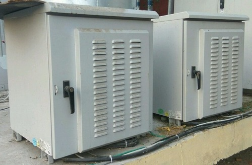 Ip55 Weather Proof Outdoor Cabinet 12u For Telecom