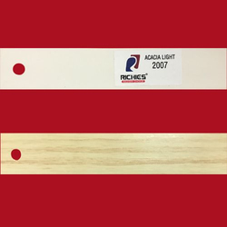 Acacia Light Edge Band Tape