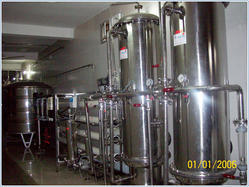 5000 LPH RO Plant With Ultraviolet