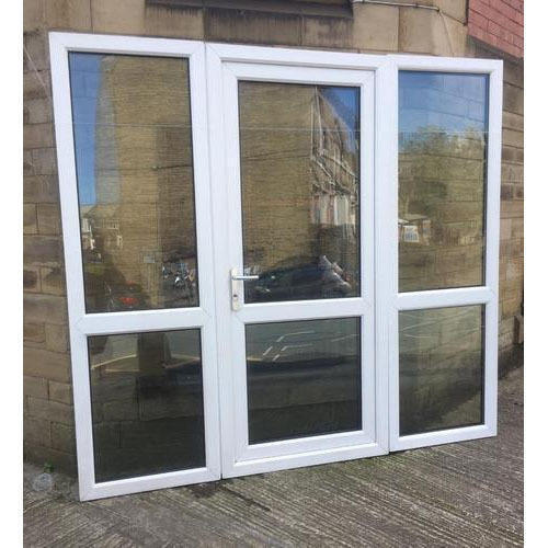 Upvc Glass Door Unplasticized Polyvinyl Chloride Glass Door V S