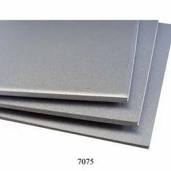 7075 Polished Aluminium Plate