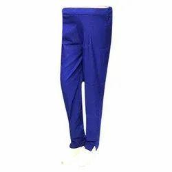 Plain Ladies Cigarette Pants, Waist Size: 28 - 36