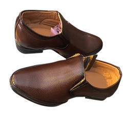 bca2e2026aa Mens Office Brown Formal Shoes At Rs 310 Pair Railway Road