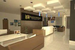 Clinic Interior Designing