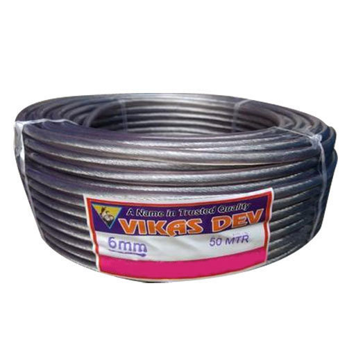 Submersible Safety Wire Rope on
