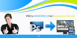PSD to Word Press Service