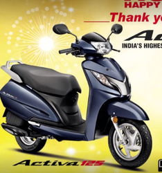 Honda Activa Scooter Best Price In Jalandhar हड