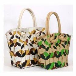 Ladies Printed Shopping Bag