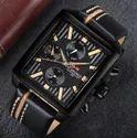 Round Black Nf9111 Naviforce Luxury Chronograph Watch