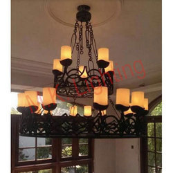 Candle Decorative Chandelier