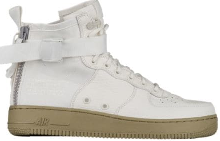 buy online 512f5 59e52 Ivory/ivory/neutral Olive Nike SF Air Force 1 Mid 17 Men ...