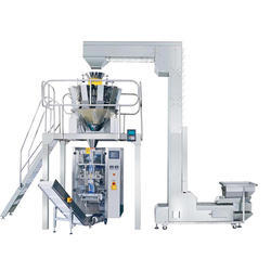 Automatic FFS Machine with Multi Head Weigher