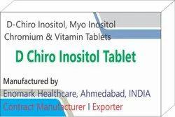 D  Chiro Inositol Tablet