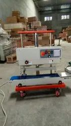 Heavy Duty Continuous Band Sealing Machine